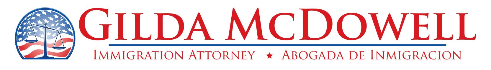 Logotipo de Gilda McDowell